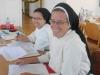 Josefine u Manuela studieren