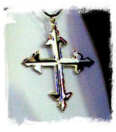Dominikanisches Kreuz