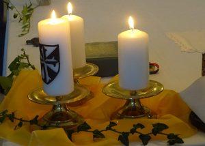 Kerzen 2 zug