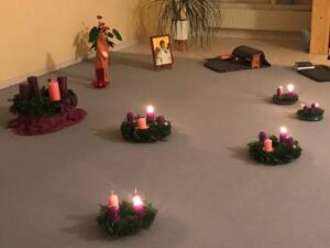 Advent im Kloster